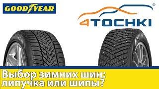 Выбор зимних шин липучка или шипы - 4 точки. Шины и диски. Wheels & Tyres 4tochki