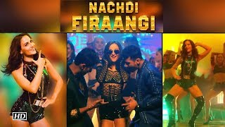 Watch Elli AvrRam's Hot Avatar in 'Nachdi Firaangi' Song - IANSINDIA