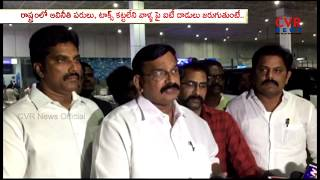 BJP Leader Vishnu Kumar Raju Fires on CM Chandrababu over IT Raids | CVR News - CVRNEWSOFFICIAL