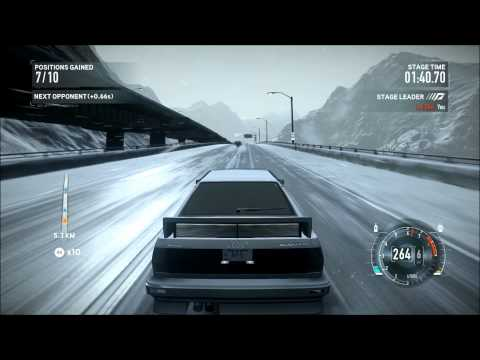Audi Quattro 20V Need For Speed The Run ATI Radeon HD 6970 2GB