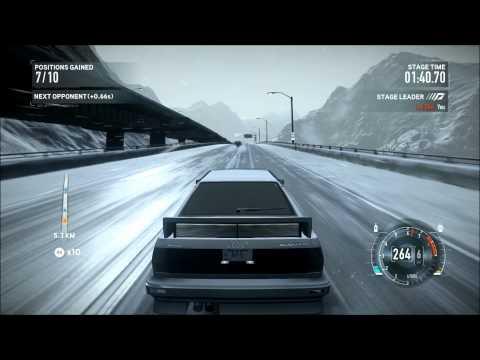 Audi Quattro 20V Need For Speed The Run ATI Radeon HD 6970 2GB