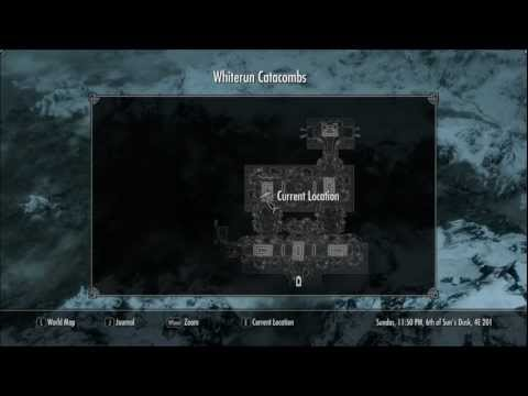 Skyrim Secrets - All 24 Stones of Barenziah!