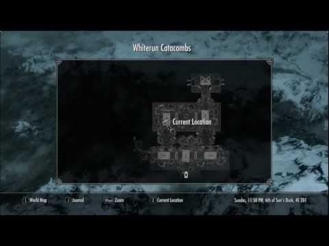 Skyrim Secrets - All 24 Stones of Barenziah!