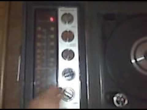 1972 Magnavox console-AM/FM Stereo & record player