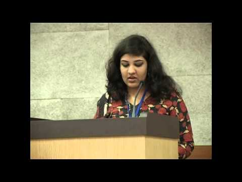 Udita Garg @ Delhi Poetry Festival - Season 2 (Day 2)