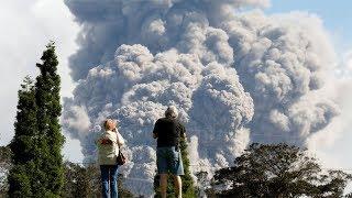 Hawaii volcano: Kilauea explosion ash cloud reaches up to 10,000 feet - TIMESOFINDIACHANNEL