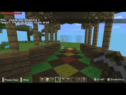 Minecraft Pocket Edition Amazon Fire TV Livestream (Day 4)
