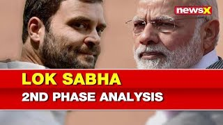 Lok Sabha Elections 2019, 2nd phase: 95 seats, 12 states to go for polling - NEWSXLIVE