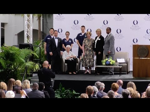 Marieb College of Health & Human Services Naming