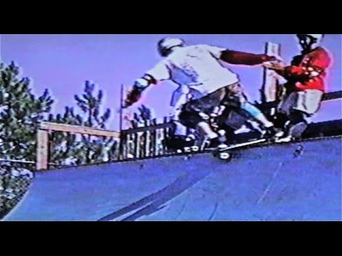 Greenville N.C. JayCee Park 2nd Skate/Bike contest(1989/90)PART 3.