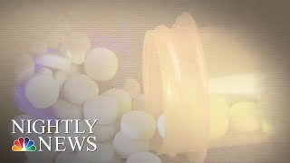 Americans At Greater Risk Of Dying From Opioid Overdose Than Car Crash | NBC Nightly News - NBCNEWS
