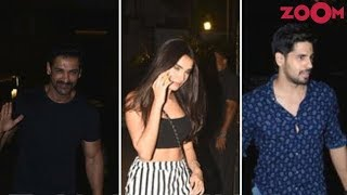 Bollywood celebs attend Milap Zaveri's birthday bash & more! | Bollywood News - ZOOMDEKHO