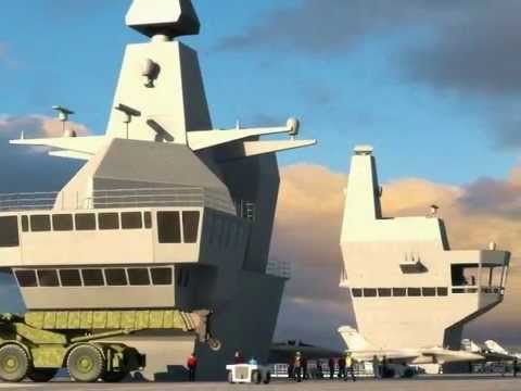CVF-FR  PA2 Future French Aircraft Carrier