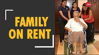 A care centre providing solace to old and weary souls on rent - ZEENEWS