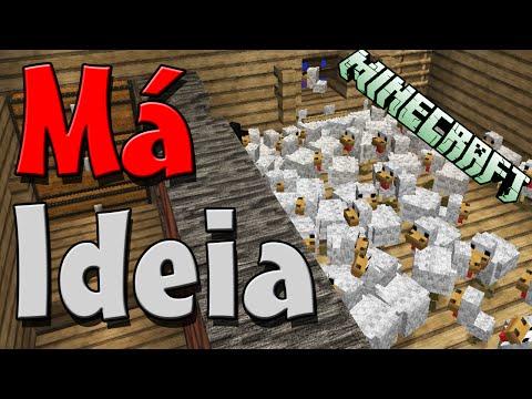 Melhorando o Galinheiro! - Minecraft Amplificado (10)