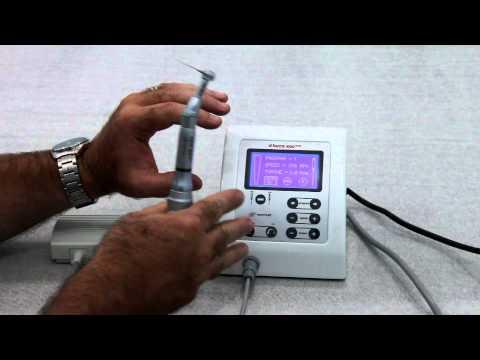 Como programar seu motor para endodontia D Force 1000 endo - Dentflex