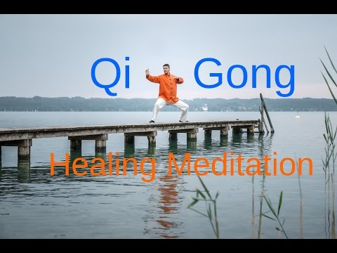 Qi Gong Healing Meditation, Spirit and body, peace
