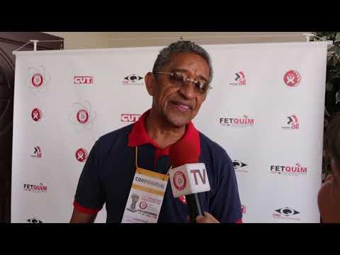 Deputado Vicentinho no 13º Congresso dos Químicos do ABC