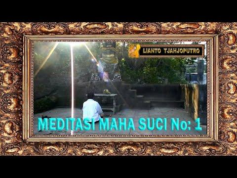 Meditasi Maha Suci No 1 - Music Ki Nartosabdho - Pamuji - Lianto Tjahjoputro