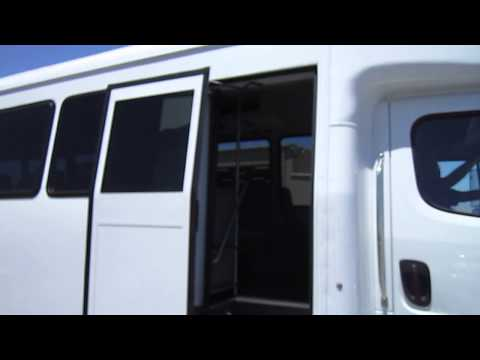 Vapor Passenger Entry Door Demo