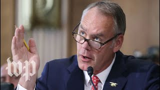 Why Ryan Zinke is under investigation - WASHINGTONPOST