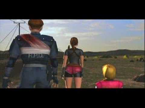 Resident Evil OST: RE2-First Scenario Ending