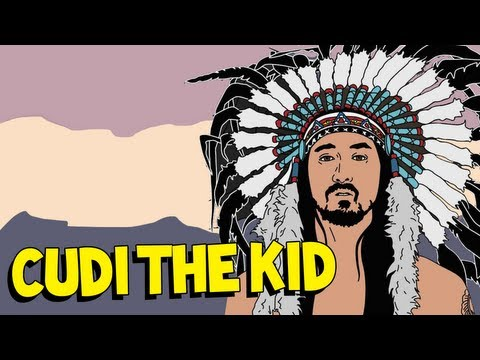 Steve Aoki - Cudi The Kid ft. Kid Cudi &amp; Travis Barker -VlVkjwkcQWg
