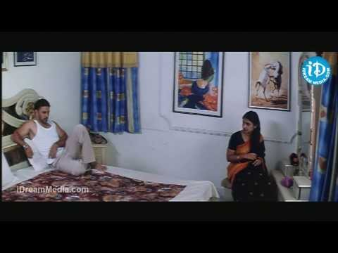 Sujitha, Pruthvi Nice Scene - Prayatnam Movie