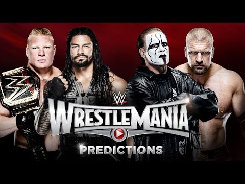 Wrestlemania 31 Predictions: Yes I