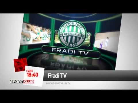 Indul a Fradi TV!