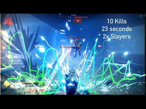 10 Kills in 23 Seconds feat. Dunemarchers