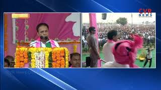 K Suresh Reddy Speech at TRS Public Meeting Wanaparthy | CVR News - CVRNEWSOFFICIAL