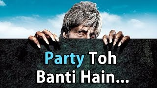 Bhoothnath Returns: Amitabh Bachchan talks about Ravi Chopra in the SUCCESS PARTY