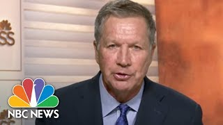 John Kasich On Healthcare: 'I Just Don't Think There's Any Policy Here' | Meet The Press | NBC News - NBCNEWS
