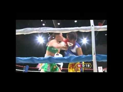 Female Boxing Knockouts Only 31
