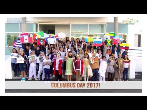 Columbus Day 2017