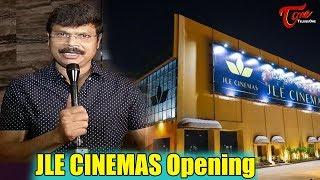 JLE CINEMAS Opening By Boyapati Srinu At Guntur - TELUGUONE
