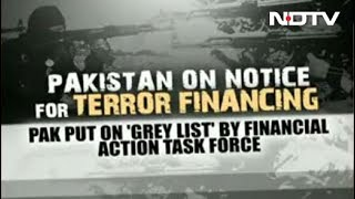 Pak Placed On Terror Financing Watch List As China Withdraws Objection: Sources - NDTV