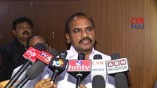 TDP  MLA Prattipati Pullarao Comments on YCP,BJP, JANASENA | CVR NEWS - CVRNEWSOFFICIAL