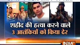 J-K: Security forces avenge death of Constable Saleem, gun down 3 terrorists - INDIATV