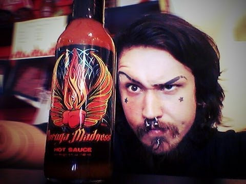Red Hot Ryan vs Moruga Madness by CaJohns, Hot Sauce Review!!