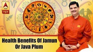 Guruji With Pawan Sinha: Health Benefits Of Jamun Or Java Plum    ABP News - ABPNEWSTV