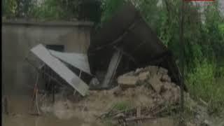 Daye Cyclone in Odisha: Flood like situation due to heavy rainfall in Malkangiri - ITVNEWSINDIA