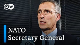 NATO Secretary General Jens Stoltenberg on INF treaty and NATO's future | DW News - DEUTSCHEWELLEENGLISH