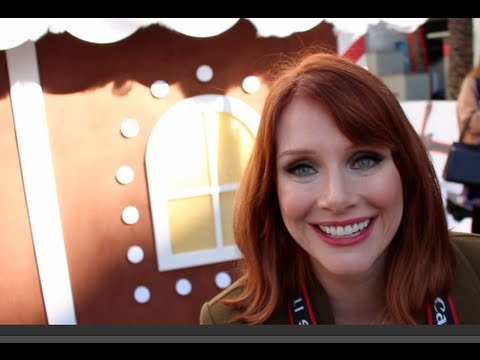 Bryce Dallas Howard Talks about Canon and Jurassic World