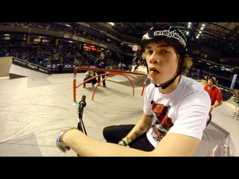 Ryan Taylor Simpel Session 2011 + Bike Check + Flair Bar Catch Bar