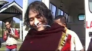 Irom Sharmila must be released, says court, rejects attempted suicide charges - NDTV