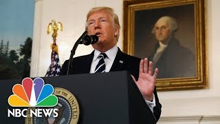 Watch Live: President Trump speaks on tax reform - NBCNEWS
