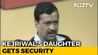 Arvind Kejriwal's Daughter Gets Security After Email Threat - NDTV