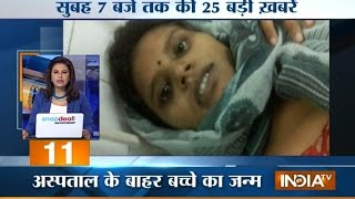 India TV News: 5 minute 25 khabrein July 28, 2014 | 7 AM - INDIATV